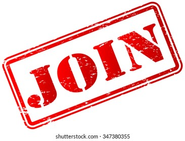Join Stamp Badge
