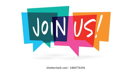 Join Us Images, Stock Photos & Vectors | Shutterstock