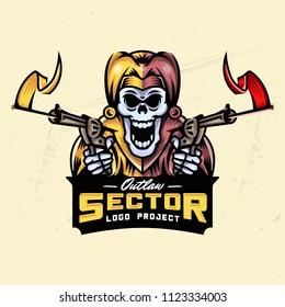 Joker Skull Esports Logo