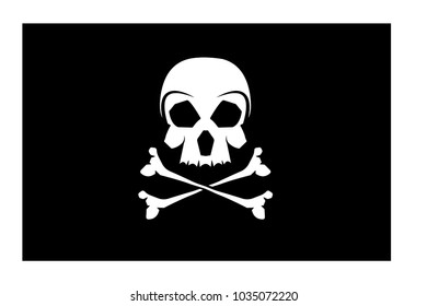 pirate flag images stock photos vectors shutterstock rh shutterstock com Real Pirate Flags Pirates of the Caribbean Flag