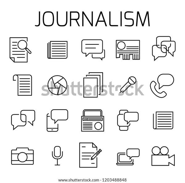 Journalism Sign Art