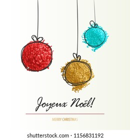 Joyeux Noel Apple.Illustrations Noel Images Stock Photos Vectors Shutterstock