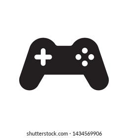 joystick, game controller icon in trendy flat style design. Vector graphic illustration. Suitable for website design, logo, app, and ui. EPS 10.