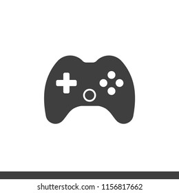 Joystick icon trendy flat style vector image
