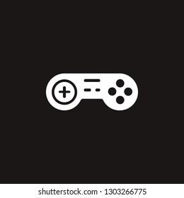 joystick icon. joystick vector design. Sign design. Vector design. Logo. Vector illustration