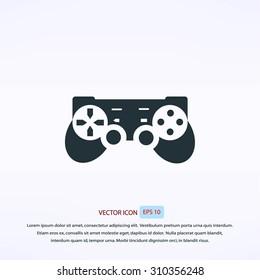 Joystick icon . Vector illustration