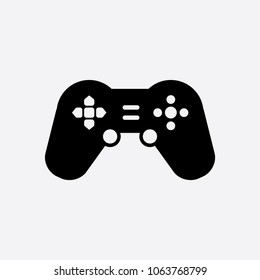 Joystick. Joystick icon. Vector image of the game icon.