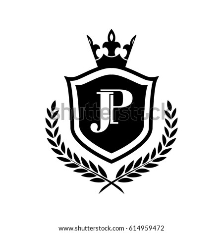 jp logo stock vector royalty free 614959472 shutterstock