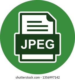 JPEG File Document Icon