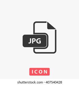 JPEG Icon.