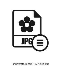 JPG Format Options icon