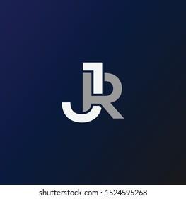 JR letter design and logos