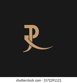 JR or RJ logo and icon designs