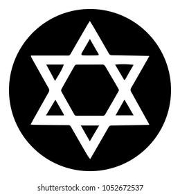 judaic symbol icon