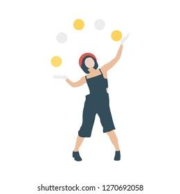 juggling   circus  juggler