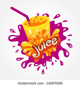 juice drink beverage splash