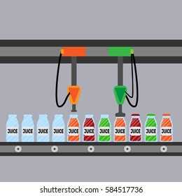 Juice factory concept