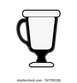 Juice glass cup