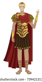 julius caesar great roman emperor and general