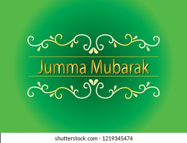 Jumma Mubarak Images Photos Et Images Vectorielles De Stock