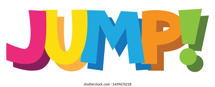 The Word Jump HD Stock Images | Shutterstock