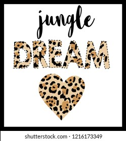 jungle dream heart