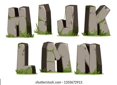 Jungle font Part 2