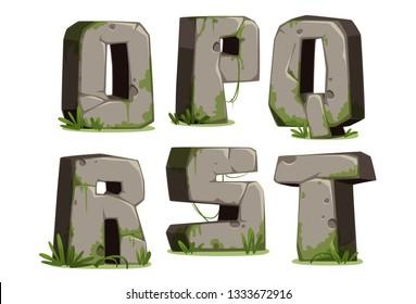 Jungle font Part 3