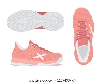 Cartoon Tennis Shoes Images, Stock Photos \u0026 Vectors