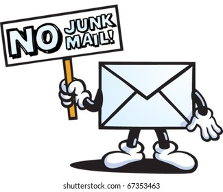 Junk Mail character