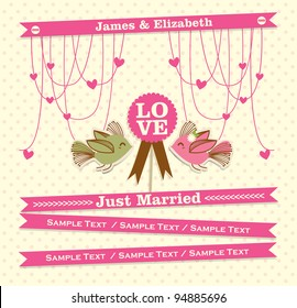 Just married card 2