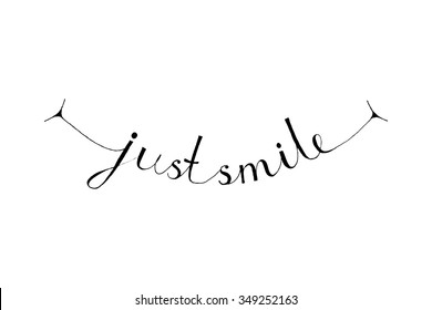 Just Smile Images, Stock Photos & Vectors | Shutterstock