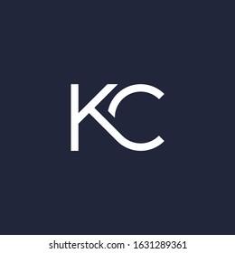 K & C monogram logo.