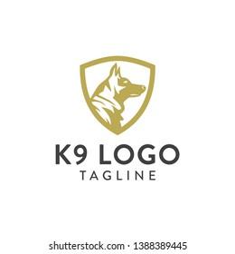K9 Logo Design For Animals/Business