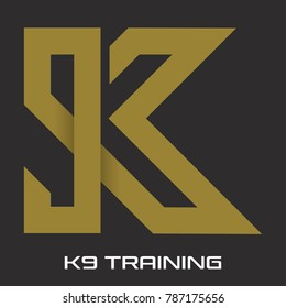 K9 training logo
