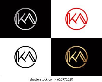 Ka text logo