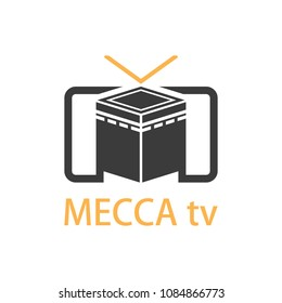 Kaba Mecca Television Video Channel Symbol