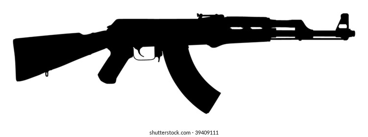 ak 47 vector images stock photos vectors shutterstock rh shutterstock com free ak47 vector ak 47 vector illustrator