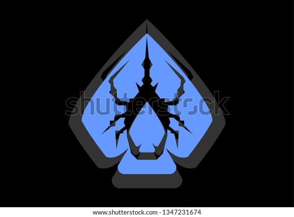 kamen rider blade logo vector stock vector royalty free 1347231674 https www shutterstock com image vector kamen rider blade logo vector 1347231674