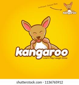 Kangaro Wallaby cute smile
