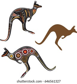 Kangaroo is the animal symbol of Australia