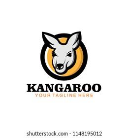 Kangaroo Logo Design
