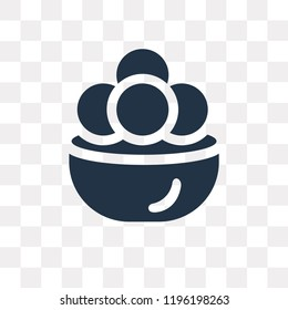 Kanji vadas vector icon isolated on transparent background, Kanji vadas transparency concept can be used web and mobile