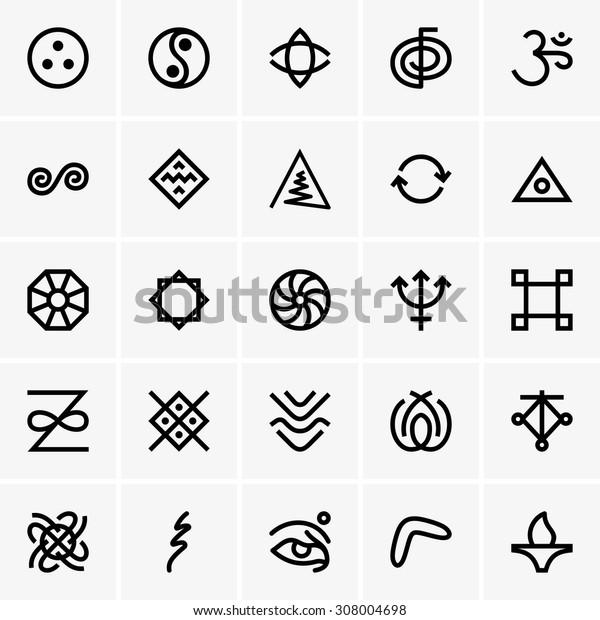Karma icons