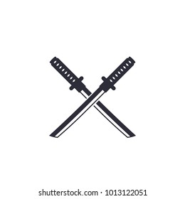 katana vector icon