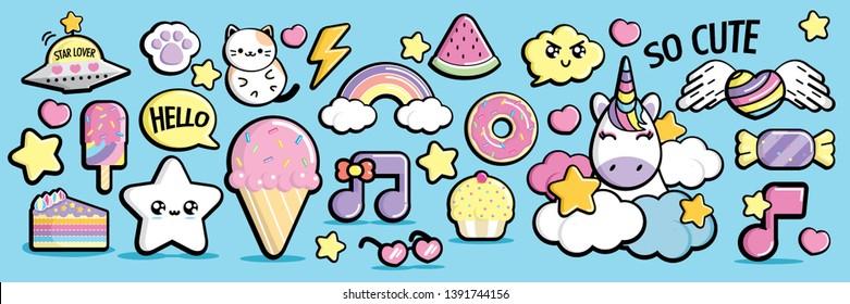 Kawaii Drawing Images Stock Photos Vectors Shutterstock