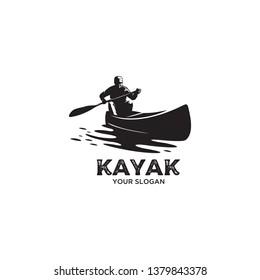 kayak vintage logo