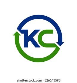 KC Circle Forward Logo