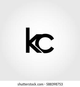 kc lowercase logo black interrelated