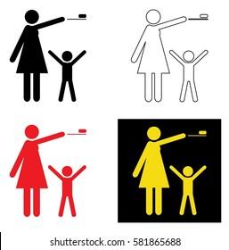 Keep away from children